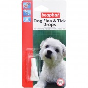 Beaphar Flea Drops Small Dog (available in 2 sizes)