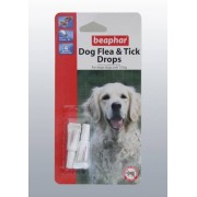Beaphar Flea Drops Large Dog (available in 2 sizes)