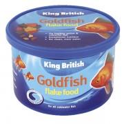 King British Goldfish Flake (available in 3 sizes)
