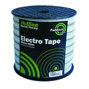 Hotline Tape Paddock - 20mm x 200M (available in 2 colours)