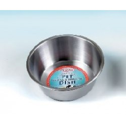 """Stainless Steel Bowl 8"""""""