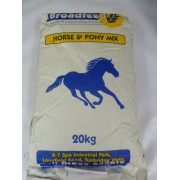 Broadfeed Horse & Pony Mix 20kg