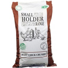Allen & Page Smallholder Range Baby Chick Crumbs (available in 3 sizes)
