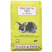 Allen & Page Rabbit Premium Mix   (Available in 2 sizes)
