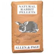 Allen & Page Rabbit Natural Pellet 20kg