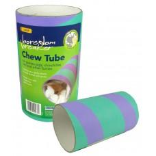 Rosewood Guinea Pig Tube – Large