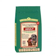 James Wellbeloved Adult Turkey & Vegetables (Available in Two Sizes)