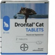 Drontal  Cat Tablets*