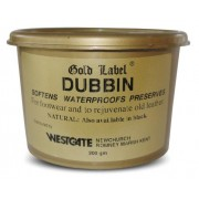 Gold Label Dubbin Natural – 200g