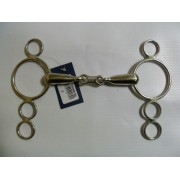 Three Ring Gag - French Link