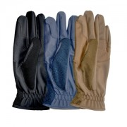 Mark Todd Childs Riding Gloves - Black (available in 3 sizes)