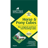 Spillers Horse And Pony Cubes – 20kg