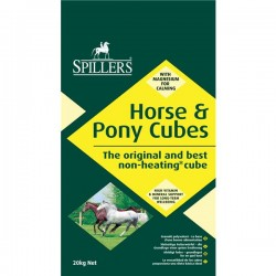 Buy Spillers Horse And Pony Cubes 20kg Broadfeed