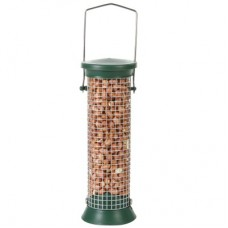 Cj Challenger Plastic Peanut Feeder Green - Small