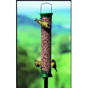 CJ Defender Peanut Feeder Silver – Small