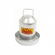 Eltex Galvanised Poultry Drinker (Available in 3 sizes)