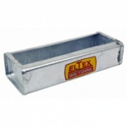 Galvanised Trough Poultry - 30 cm