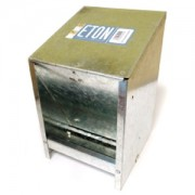Galvanised Grit Hopper – Small