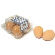 Rubber Nest Egg x 4