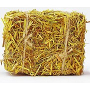 Straw Half Bale *** OUT OF STOCK ***