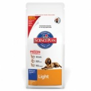 Hills Canine Light Senior (available in 2 sizes)
