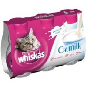 Whiskas Milk - 3 x 200ml