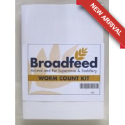 Broadfeed Worm Count Kit