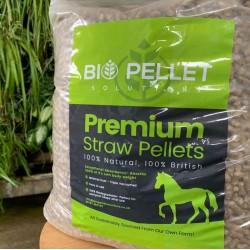 Bio Solutions Straw Pellets 15kg