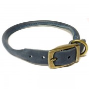 "Ancol Timberwolf Round Collar  (Available in sizes 16""-26"")"