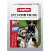 Beaphar Spot On Guinea Pig & Rabbit x 4 pipettes