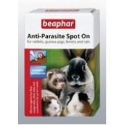 Beaphar Spot On Guinea Pig & Rabbit x 4 pipettes