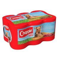 Chappie Original Tins 12x412g
