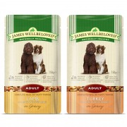 James Wellbeloved Adult 15kg (available in Four flavours)
