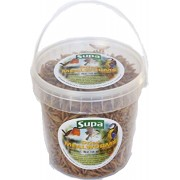 Dried Mealworms - 1ltr