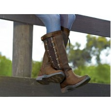 Dublin Pinnacle Boots - Red Brown