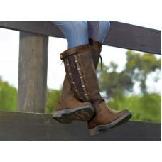 Dublin Pinnacle Boots - Red Brown