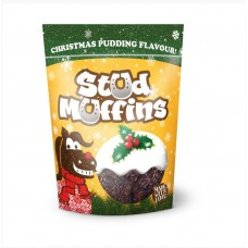 Stud Muffins Christmas Pudding