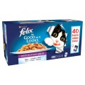 Felix Pouch As Good As It Looks Variety in Jelly 40x100g