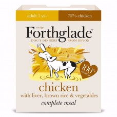Forthglade Natural Lifestage Chicken, Rice & Vegetables - 395 gram