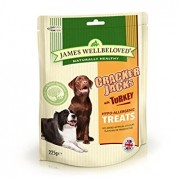 James Wellbeloved Crackerjacks Turkey – 225g