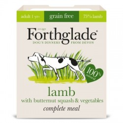 Forthglade Natural Lifestage Lamb & Vegetables - 395gram