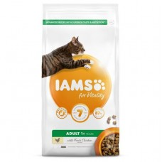 Iams Cat Chicken 10kg