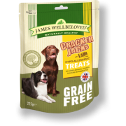 James Wellbeloved Crackerjacks Lamb – 225g