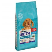 Beta Puppy /Junior Turkey & Lamb – 14kg