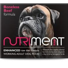 Boneless Beef Formula - Adult