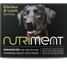 Chicken and Lamb Formula - Adult