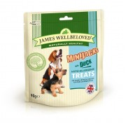 James Wellbeloved Minijacks Duck – 90g