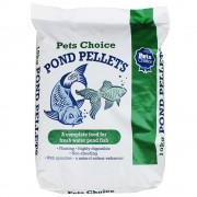 Pets Choice Pond Pellets–  10kg