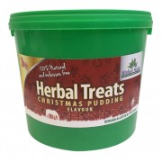 Herbal Treats Xmas Pudding 3Kg