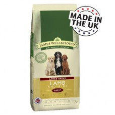 James Wellbeloved Adult Lamb & Rice Large Breed (Available in Two Sizes)